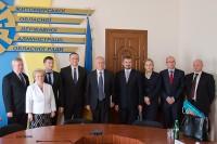 delegacja z wladzami