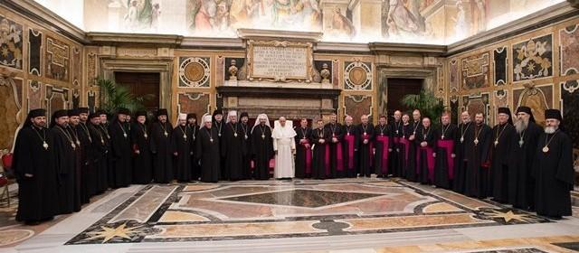 Українські-єпископи-зустрілися-з-Папою