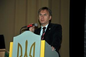 Секретар фундації «Свобода і демократія», історик Роберт Чижевський