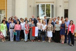 Учасники і гості конференції
