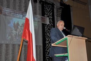 викладач Варшавського університету полковник Тадеуш Кшонтек