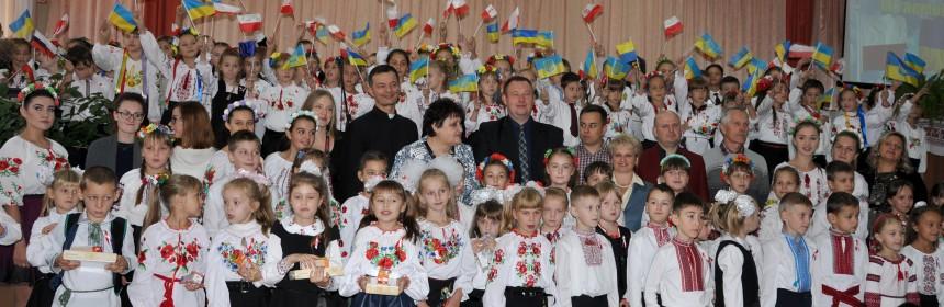 pasowanie na ucznia polskiej klasy